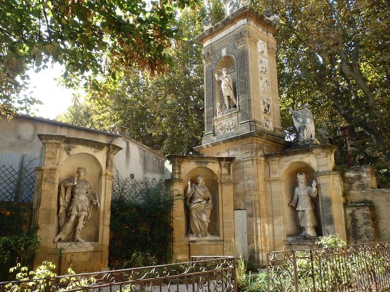 Мавзолей Жана Сека - mausolée Joseph seс (1792)